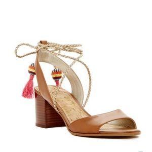 Shani Block Heel Sandal
